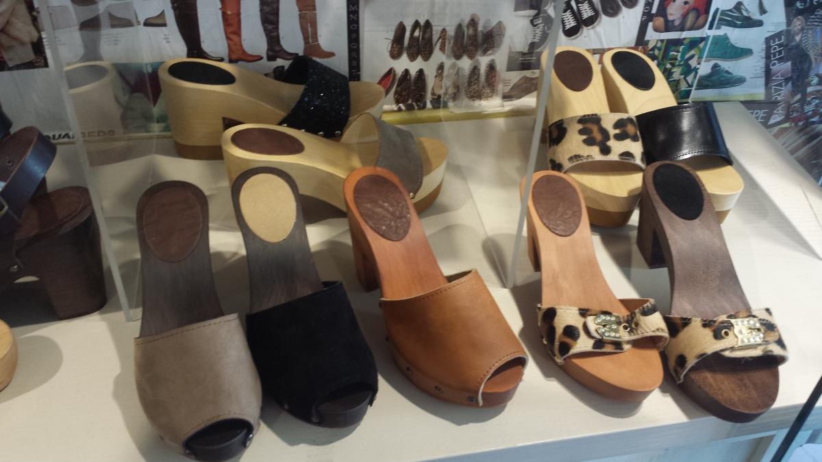 Handmade Wooden Mules